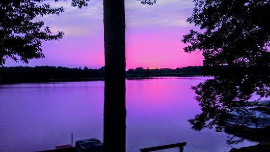 Evart, MI: Hicks Lake