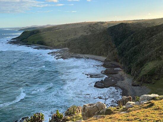 Morgan Bay Cliffs