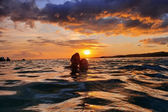Private Parguera Snorkeling, Sunset & Biobay Swim Boat Experience...