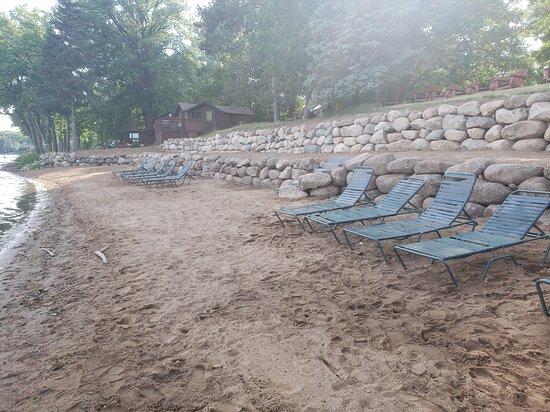 Deerwood, MN: Ruttgers new beach