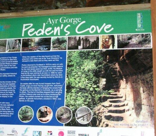 Peden's Cave