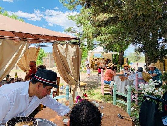 El mejor lugar al aire libre, al pie de la Cordillera de los Andes