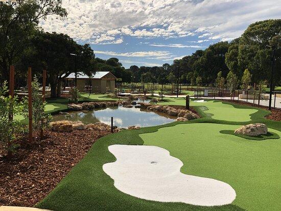Collier Park Mini Golf