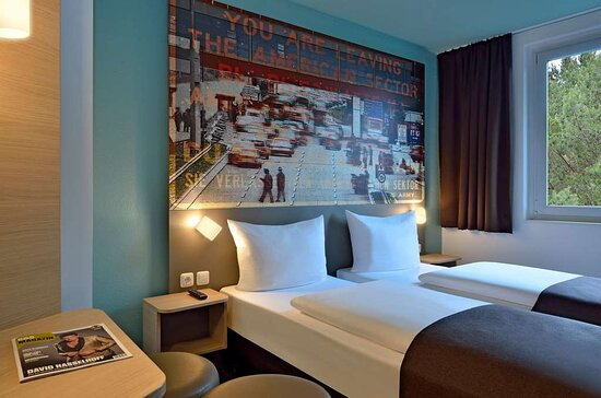 Kleinmachnow, Germany: Guest room