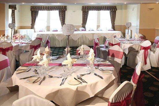 yew lodge hotel wedding events