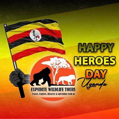 Happy Heroes Day #uganda