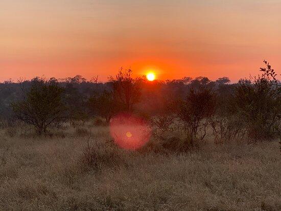 תמונה מהפארק הלאומי זמבזי התחתון