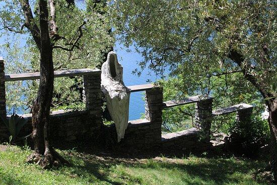 Un fantasma del castello di Vezio