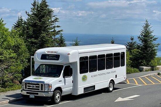 Fortalt busstur i Bar Harbor og Acadia nasjonalpark (klassisk - 2,5...