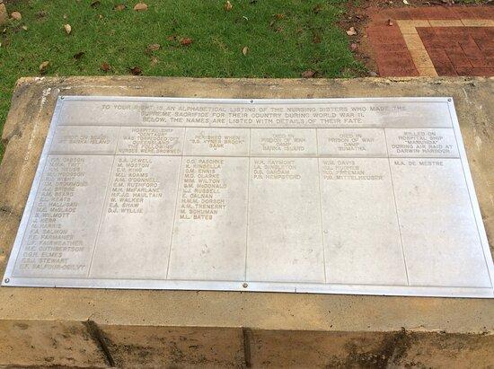 Augusta War Memorial