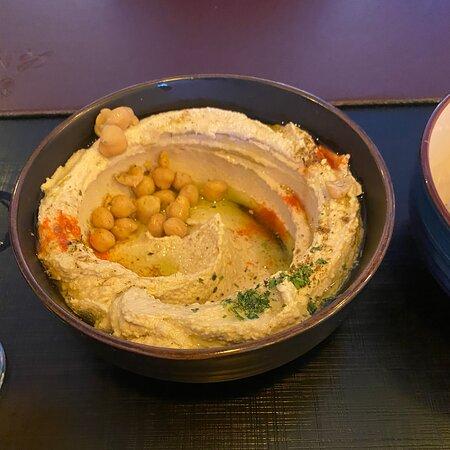 A melhor comida árabe da minha vida