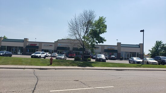 Champlin, MN: From the street view