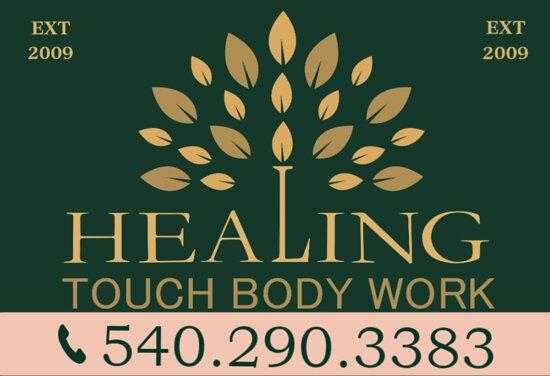 Healing Touch Body Work