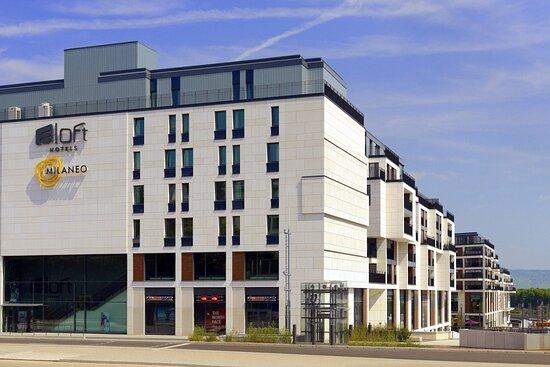 Aloft Stuttgart, Hotels in Stuttgart
