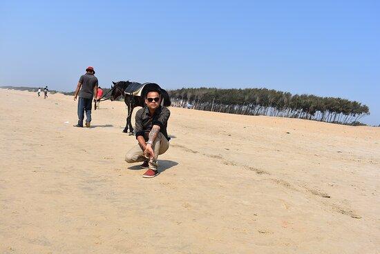 Puri, India: CHANDRABHAGA BEACH