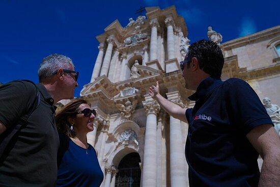 Syracuse, Ortigia and Noto walking tour from Catania