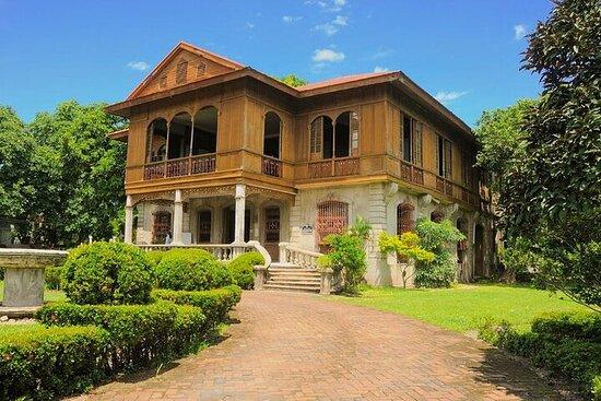 Visite des trois villes de Bacolod