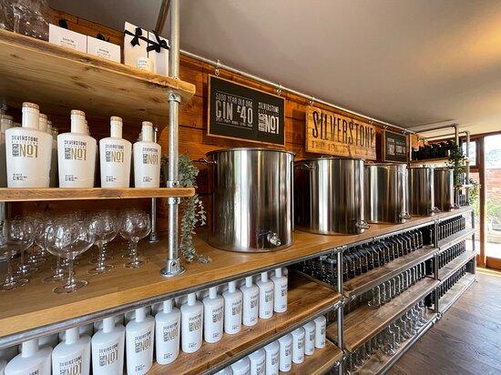 Silverstone Distillery