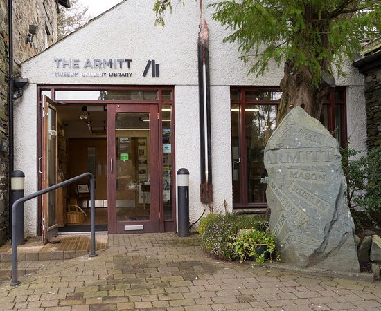 The Armitt: Museum, Gallery, Library