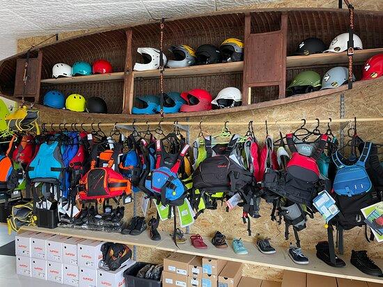 Kayak Shop Reglisse sur la Durance
