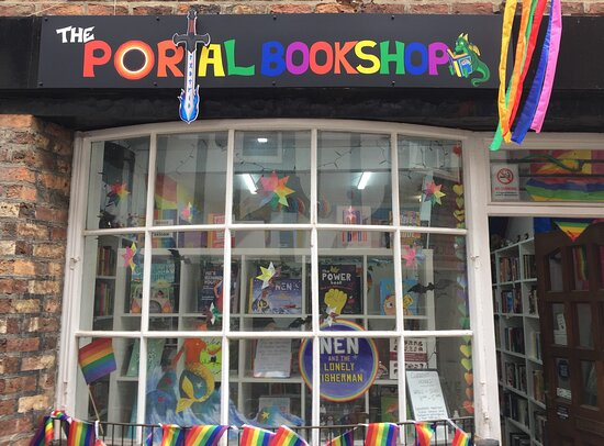 The Portal Bookshop