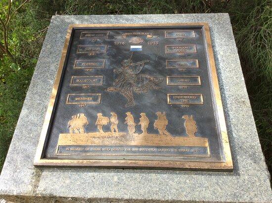 2/16th Battalion Memorial