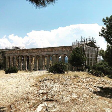 Calatafimi-Segesta, Italien: Tempio di Segesta