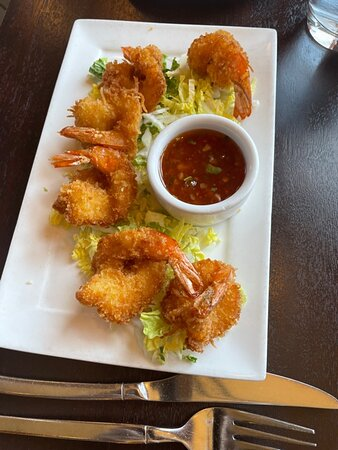 Coconut Shrimp - Da Best!