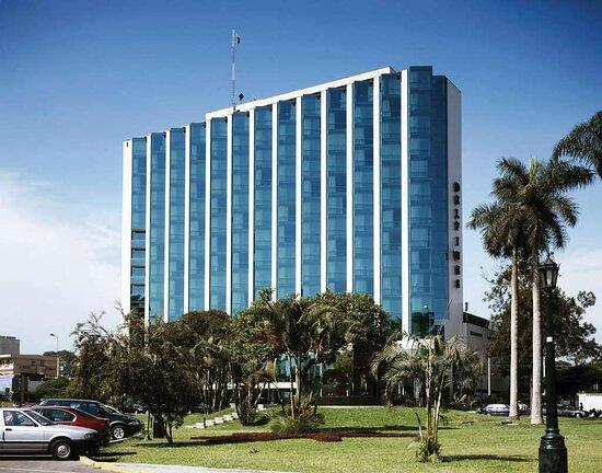 Delfines Hotel & Convention Center, hoteles en Lima
