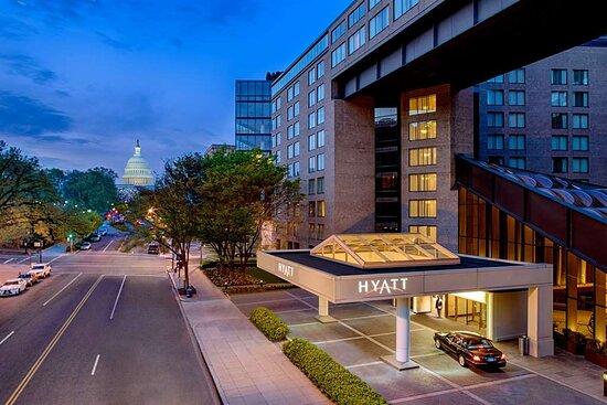 Hyatt Regency Washington on Capitol Hill, hôtels à Washington