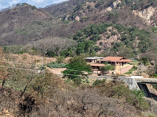 Hacienda Don Lalin Raicilla Distillery.