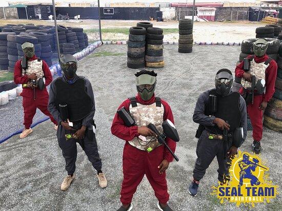 Seal Team Paintball
