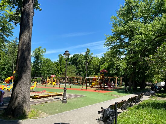 Cetate Municipal Park