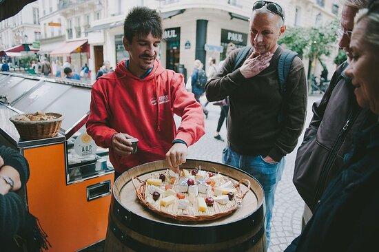 Paris Urban Adventures