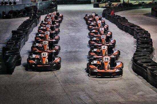 Non-Stop Karting