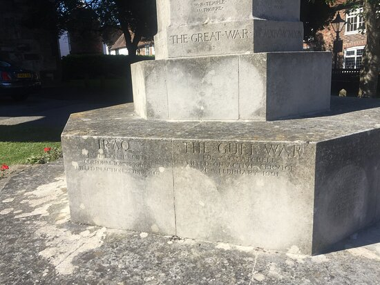 Rye War Memorial
