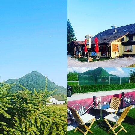Medvode, Slovenya: Outlook thru nature view 🌎🤗