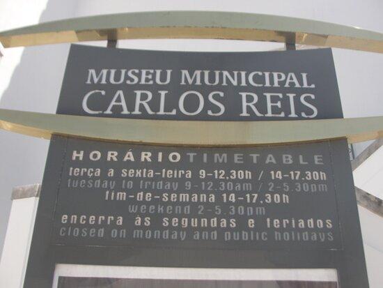 Carlos Reis Municipal Museum