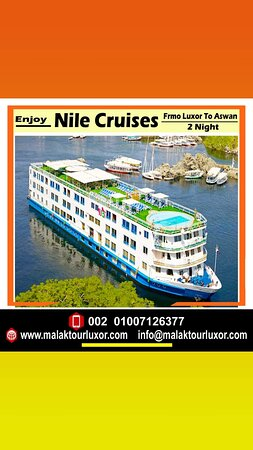 Aswan Governorate, Ai Cập: www.malaktourluxor.com info@malaktourluxor.com or whats 00201007126377