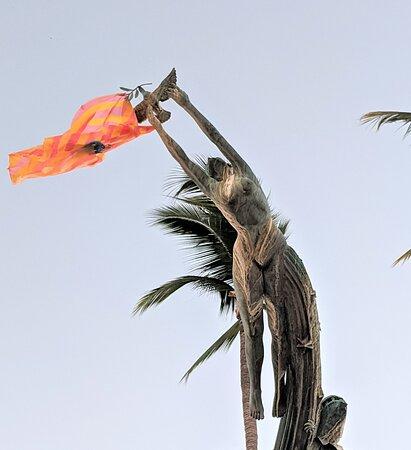 The Millennia Statue