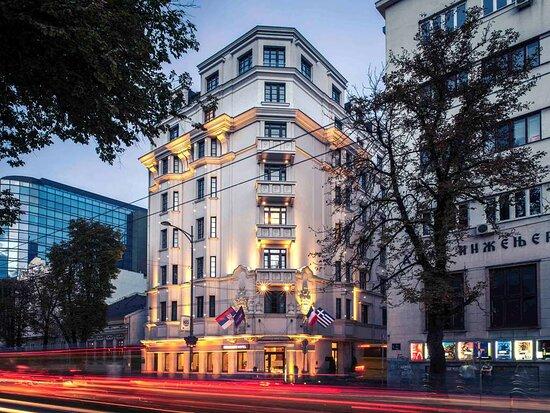 Mercure Belgrade Excelsior, hôtels à Belgrade