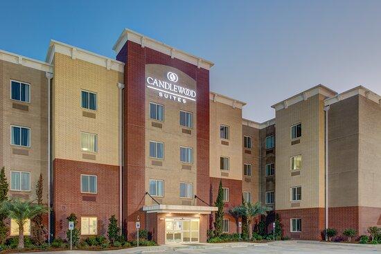 Galliano, LA: Candlewood Suites Cutoff Louisiana Hotel Exterior