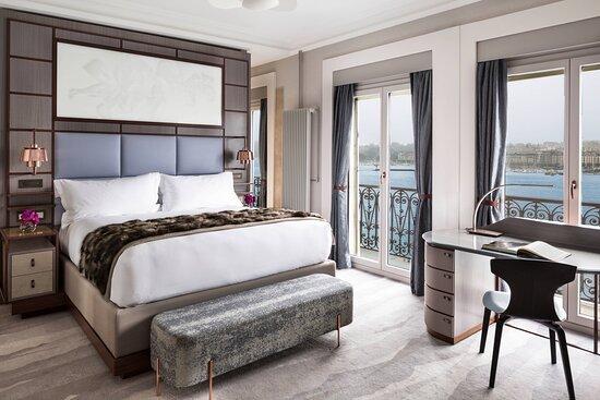 The Ritz-Carlton Hotel de la Paix, Geneva., hôtels à Genève