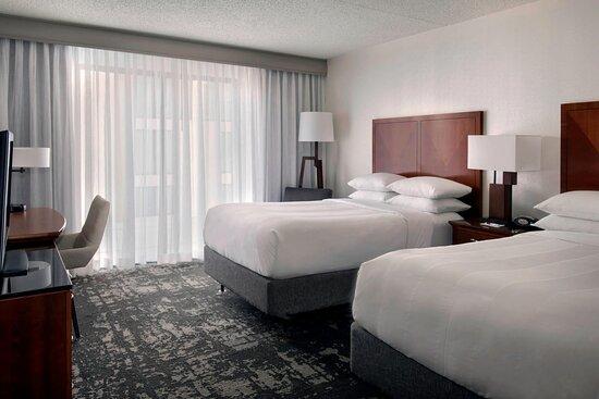 พาร์คริดจ์, นิวเจอร์ซีย์: Double/Double Guest Room