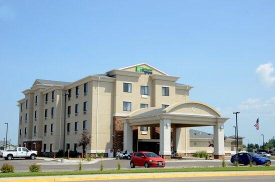 Sidney, MT: Hotel Exterior