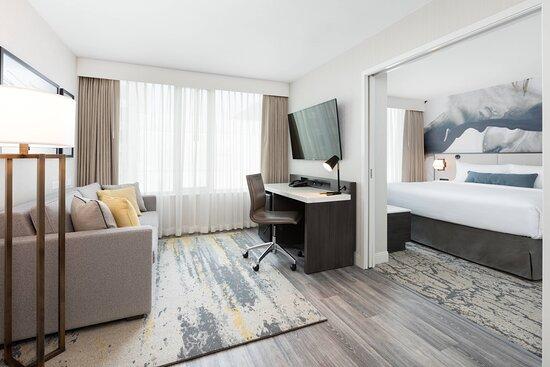 Delta Hotels Vancouver Downtown Suites, hôtels à Vancouver