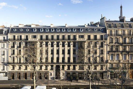 La Clef Tour Eiffel Paris, hôtels à Paris