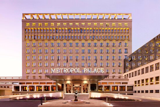 Metropol Palace, a Luxury Collection Hotel, Belgrade, hôtels à Belgrade