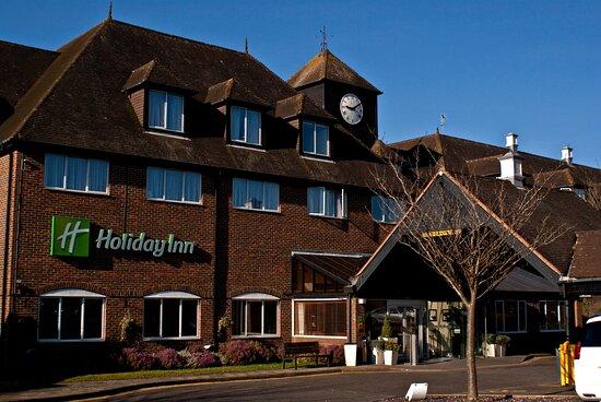 Hothfield, UK: Hotel Exterior