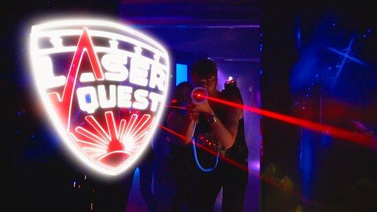 Laser Quest Loughborough